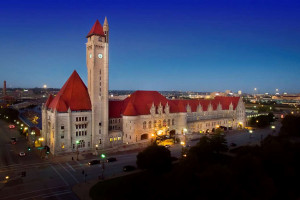 St. Louis Union Station � A DoubleTree by Hilton Hotel property information