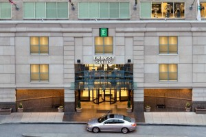 Embassy Suites Baltimore-Inner Harbor property information