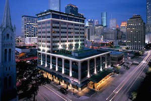 The Westin Houston Downtown property information