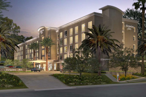 Hampton Inn San Diego/Mission Valley property information