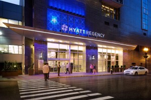 Hyatt Regency Boston property information