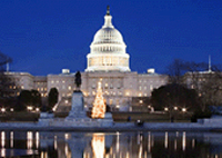 Seat of Power Package: DC City Tour on Open Top Sightseeing Double Decker Bus - package information