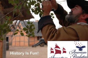 History is Fun! For the Holidays! Williamsburg Vacation Package package information