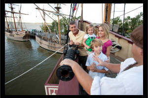 Jamestown and Yorktown Four-Site Value Package package information