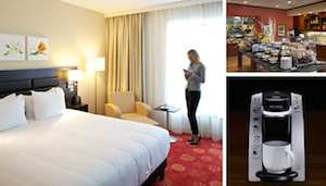 Bed N' Breakfast Deal at Hilton Garden Inn Houston Energy Corridor package information