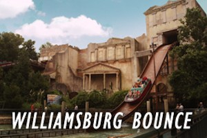 Williamsburg Bounce Pass Vacation Package package information