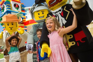 LEGOLAND<sup>®</sup> California Vacation Package