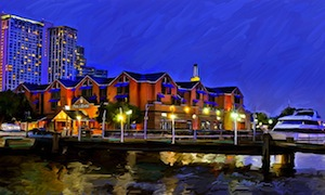 Baltimore Party Package - The Pier 5 Hotel package information