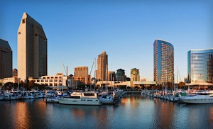 Take a Tour of San Diego Bay package information