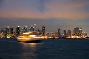 Dine in Style on the San Diego Bay package information