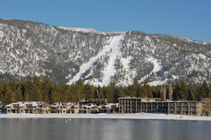 Lift Ticket and Hotel Package - Tahoe Lakeshore Lodge & Spa package information