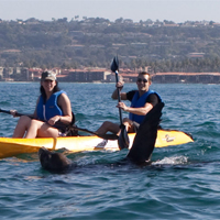 Kayak the Pacific! San Diego Vacation Package package information