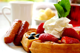 Bed & Breakfast Package - Hilton Baltimore BWI Airport package information