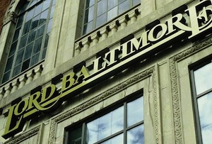 History, Past & Present - Lord Baltimore Hotel package information