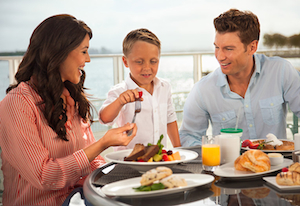 San Diego Bayfront & Breakfast Vacation Package - package information