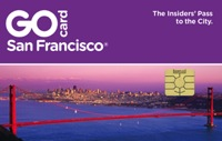Go San Francisco Card Package package information