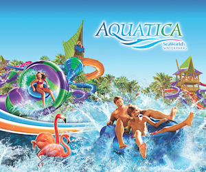 Aquatic Escape Package - Aquatica San Diego package information