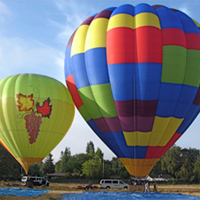 Hot Air Balloon Adventure Package package information
