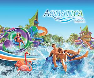 Aquatic Escape Package - Aquatica San Diego package information