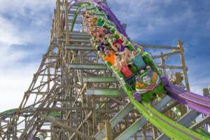 Six Flags Discovery Kingdom Thrill Seeker Package package information