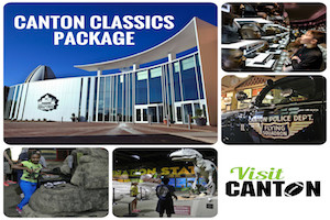 Canton Classics Vacation Package package information