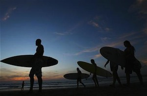 Adventure on the Ocean - Surf in the Pacific package information