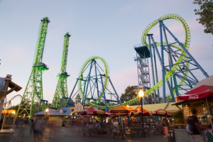 Six Flags New England Family Vacation Package package information