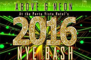Totally 80's New Year's Eve at the Porto Vista Hotel package information