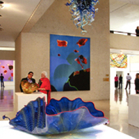 Corpus Christi Art Museum Vacation Package package information