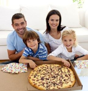 Family Pizza Night - Comfort Inn & Suites near Union Station package information
