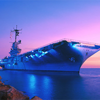Corpus Christi Getaways - USS Lexington Museum Vacation Package package information